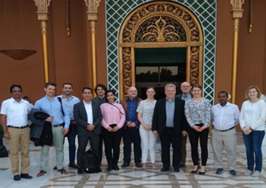 SIA Working Group Meeting 2018 in Cairo