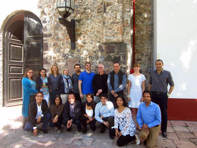SIA Working Group Meeting 2015 in Mexico